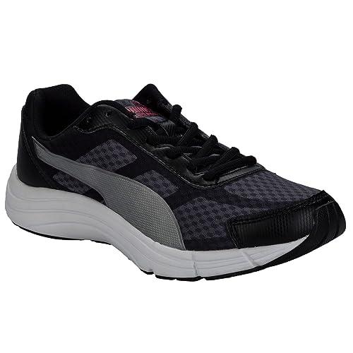 sneakers donna nero puma