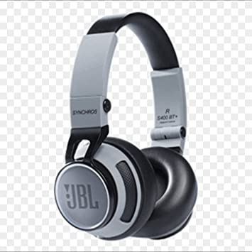 JBL Synchros S400BT inalámbricos de diadema Bluetooth estéreo auriculares (Stealth Gris)