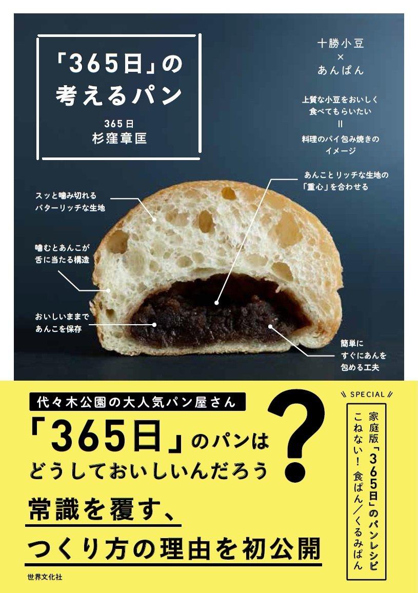 レシピ あんこ パン
