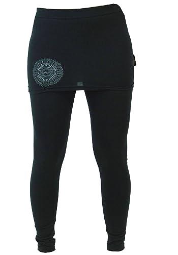 Guru-Shop - Pantalón - para mujer negro M