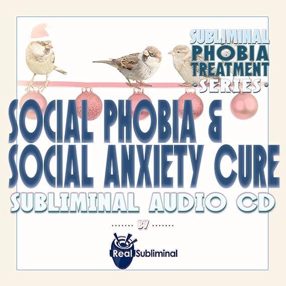 Amazon com: Subliminal Phobia Treatment Series: Social