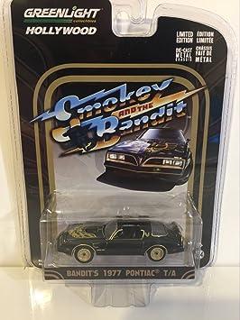 1977 Pontiac Trans Am Smokey And The Bandit 1977 1 64 By Greenlight 44710 A By Pontiac Spielzeug