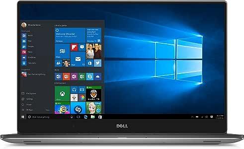 Dell XPS 15 XPS9550-4444SLV 15.6-Inch 4K Ultra HD Intel Core i7-6700HQ 16GB RAM 512GB SSD