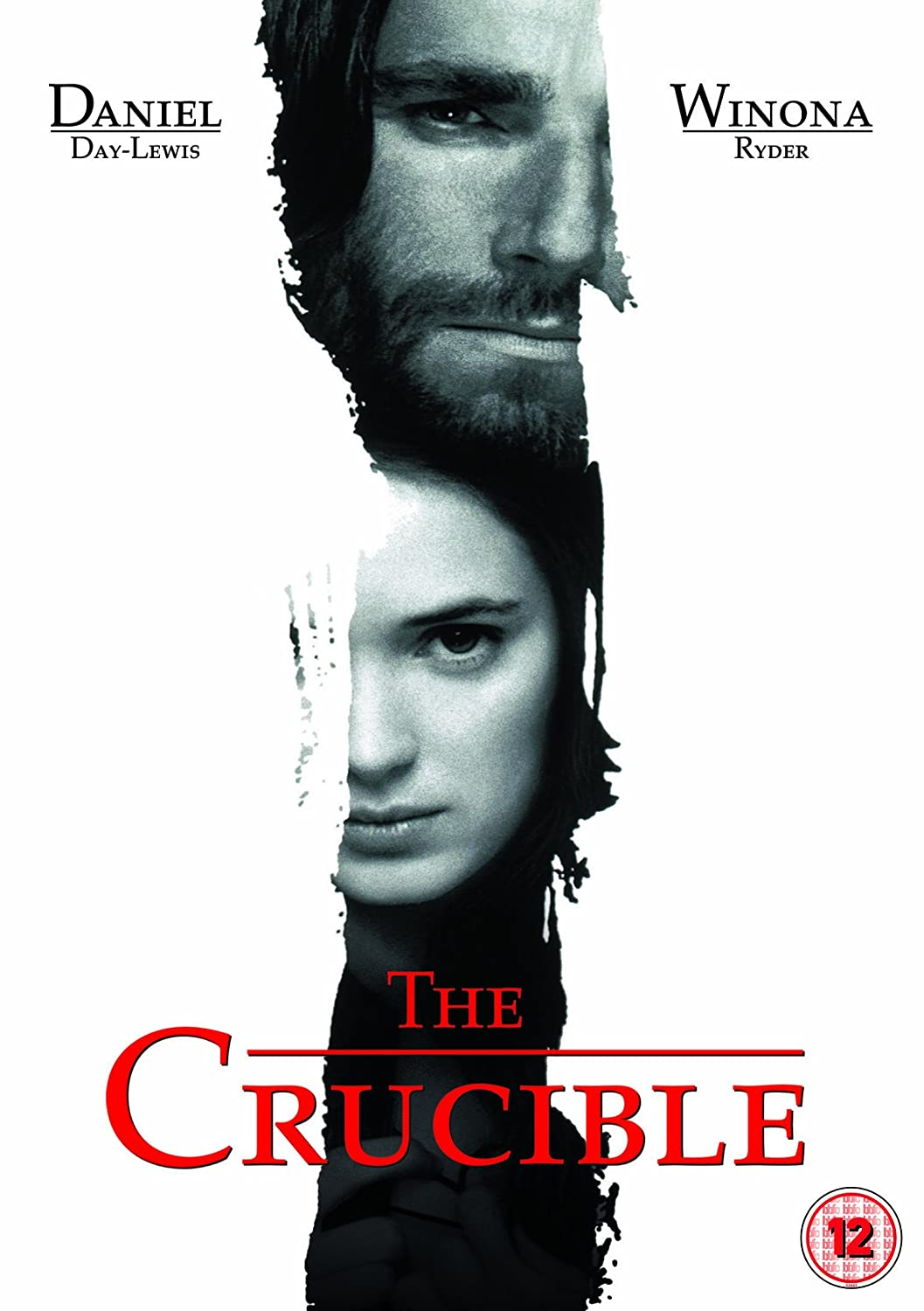 com the crucible dvd daniel day lewis winona  com the crucible dvd 1996 daniel day lewis winona ryder joan allen paul scofield bruce davison nicholas hytner arthur miller movies tv