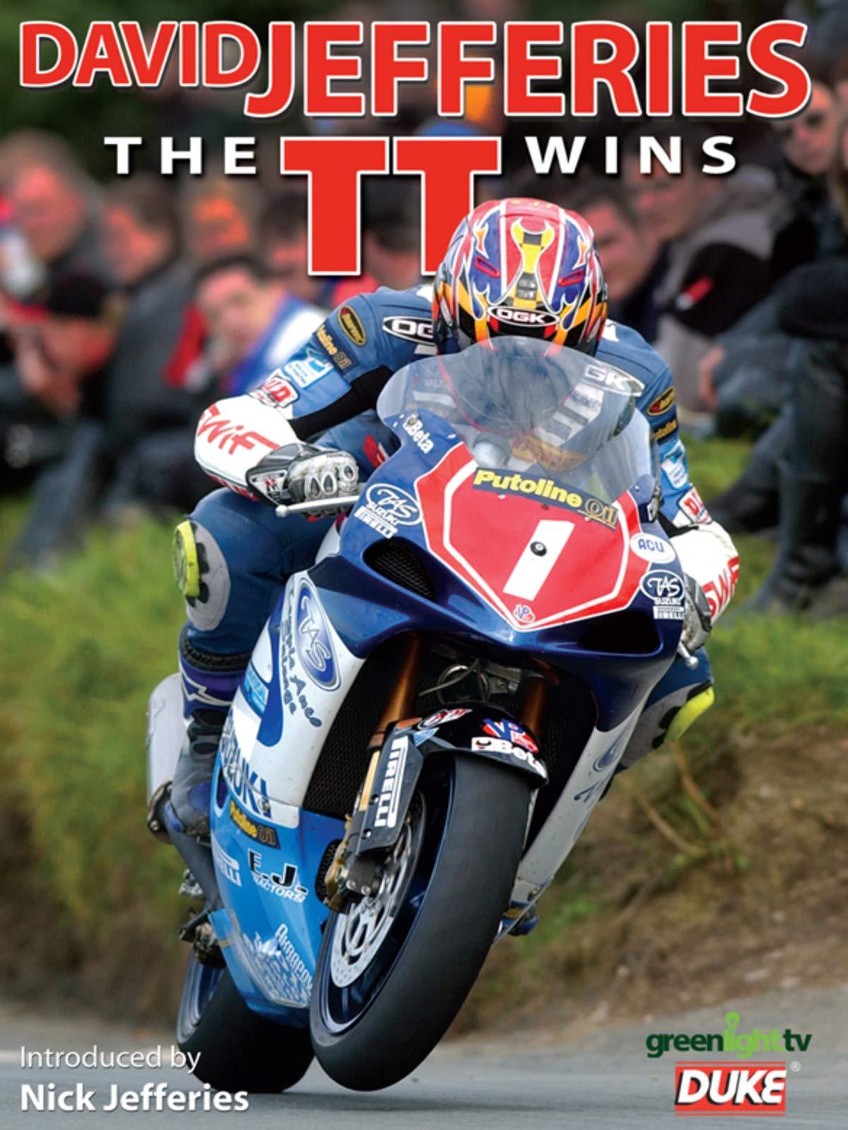 David Jefferies: The Tt Wins