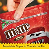 M&M'S Christmas Milk Chocolate Candy Party Size