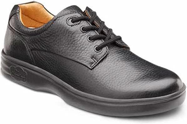 Dr. Comfort Women's Laura Black Diabetic Casual Shoes