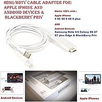 iPhone 5 6 6S 7 7 Plus HDMI Lightning TV Bağlantı Kablosu OT-752