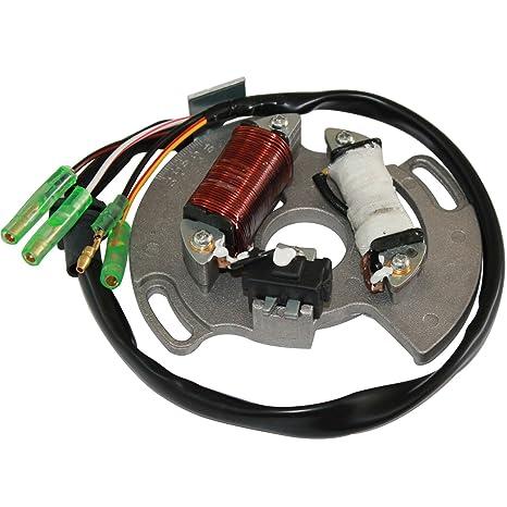 amazon com: caltric stator fits yamaha blaster 200 yfs200 1997-2002:  automotive