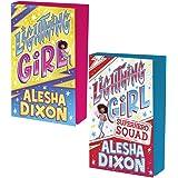 Alesha dixon lightning girl collection 2 books set - superhero squad