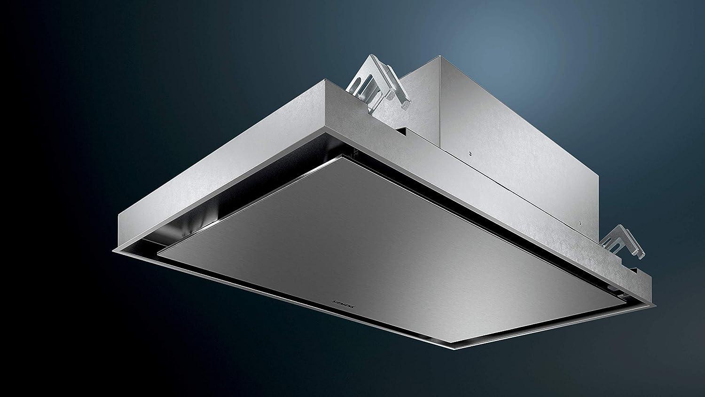 Siemens - Ventilador de techo (acero inoxidable)