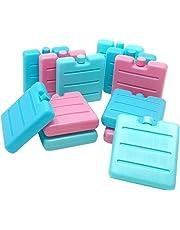 ToCi – Acumuladores pequeños en Azul, Rosa y Verde | Mini Nevera y Elementos para