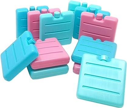 ToCi – pequeños acumuladores de frío en azul, rosa y verde | Mini ...