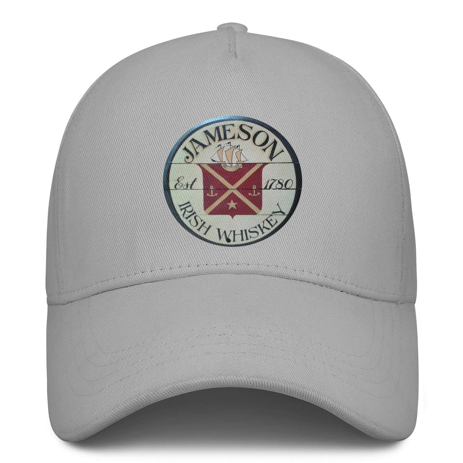 HIRGOEE Mens Woman Jameson-Irish-Whiskey Cap Casual Hiking Caps Hat