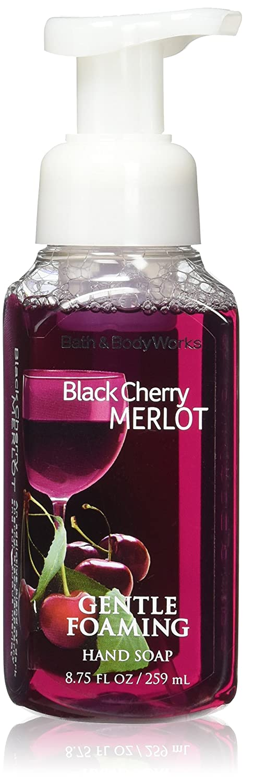 Bath & Body Works Gentle Foaming Hand Soap ~ Black Cherry Merlot ~ 8.75 Fl Oz by Bath & Body Works TGO
