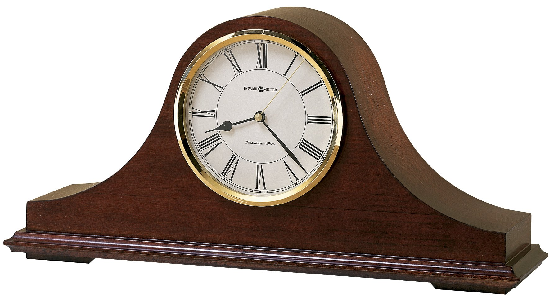 Howard Miller 635-101 Christopher Mantel Clock by Howard Miller