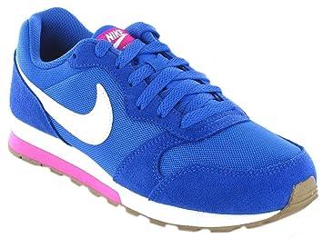 Nike Md Runner 2 GS 807319-404 Kinderschuhe, Violett, Größe: 35,