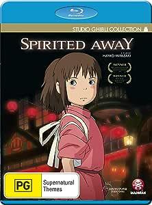 Spirited Away (Blu-ray)
