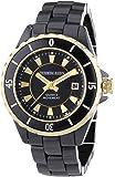 Dyrberg/Kern  Oceamica - Reloj de cuarzo para mujer, con correa de cerámica, color negro