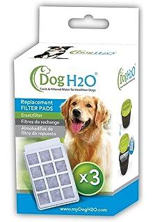 Dog H2O 3 Piece Replacement Filter Pads