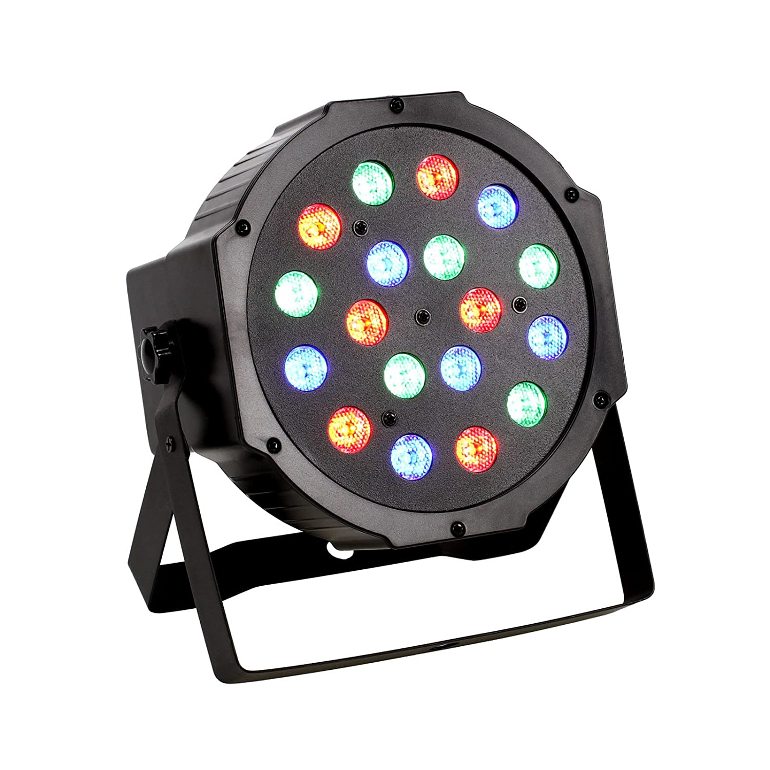 TSSS RGB Led Par light 18 Leds DMX512 Color Mixing Wash Can Stage Disco DJ Wedding Family Birthday Celebration Event Party Lighting Effect Amazon.co.uk ...  sc 1 st  Amazon UK & TSSS RGB Led Par light 18 Leds DMX512 Color Mixing Wash Can Stage ... azcodes.com