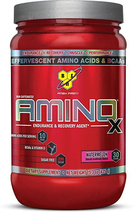 BSN Amino X Essential Amino Acid Powder