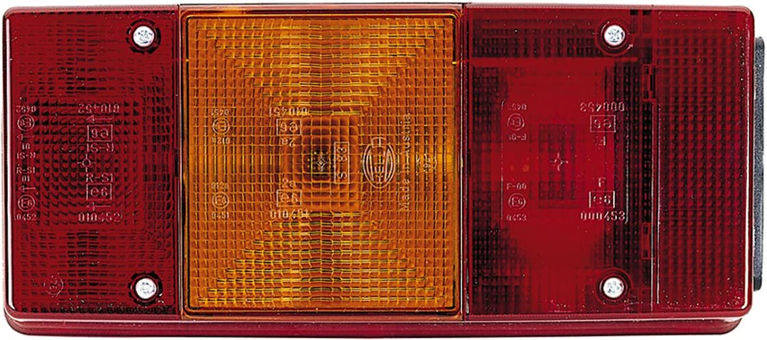 Left HELLA 2VB 007 547-171 Combination Rearlight 12V