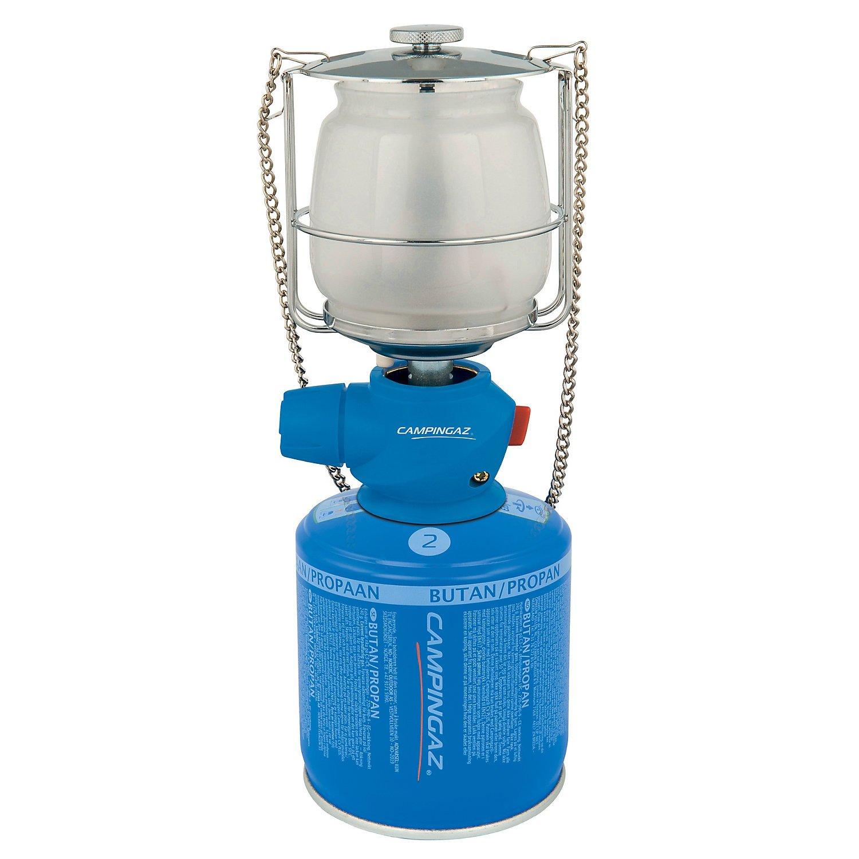 Campingaz lampe gaz lumostar plus pz avec allumage piezo - Lampe camping gaz ...