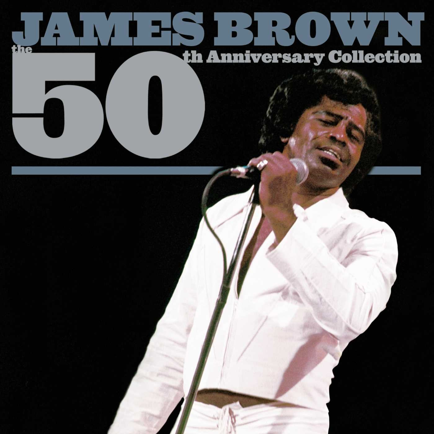 James Brown: 50th Anniversary Collection by Utv