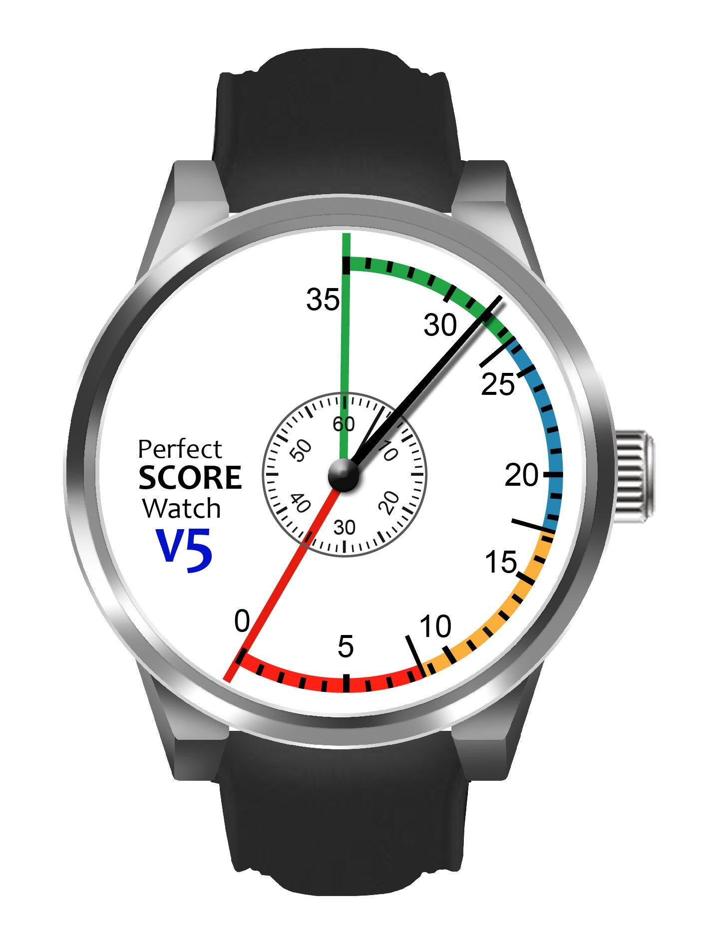 Perfect Score Watch Version 5 for LSAT Exam Prep