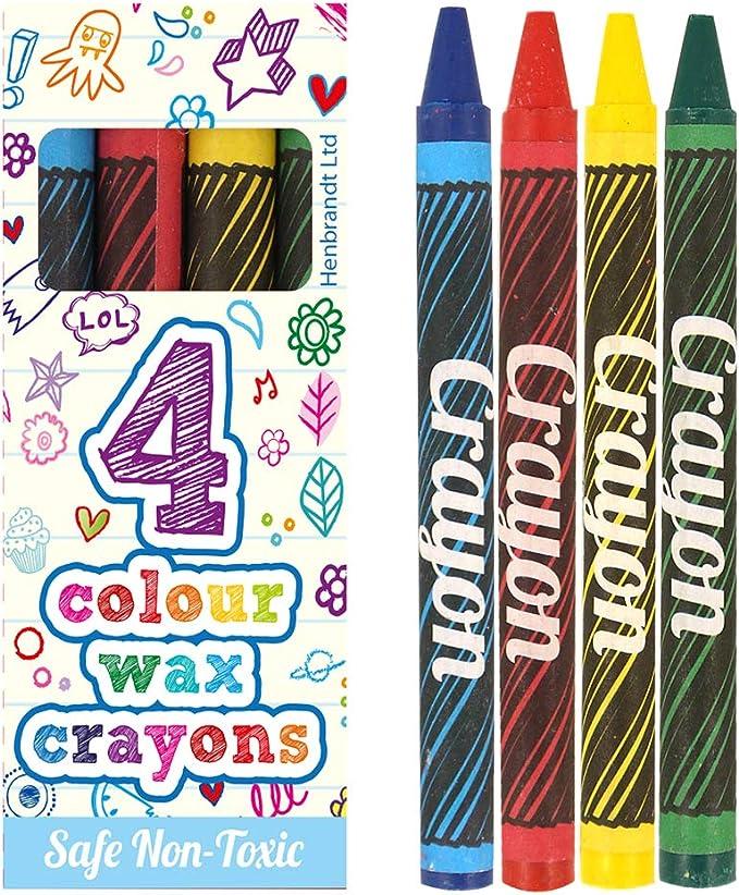 6 mini libretas de Unicornio y 12 cajitas de ceras de colores fiestas celebraciones KINPARTY /® relleno de pi/ñatas y regalos Ideales para regalos de cumplea/ños 6 Mini libretas Animales Jungla