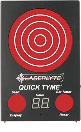LaserLyte Quick Tyme Trainer Target
