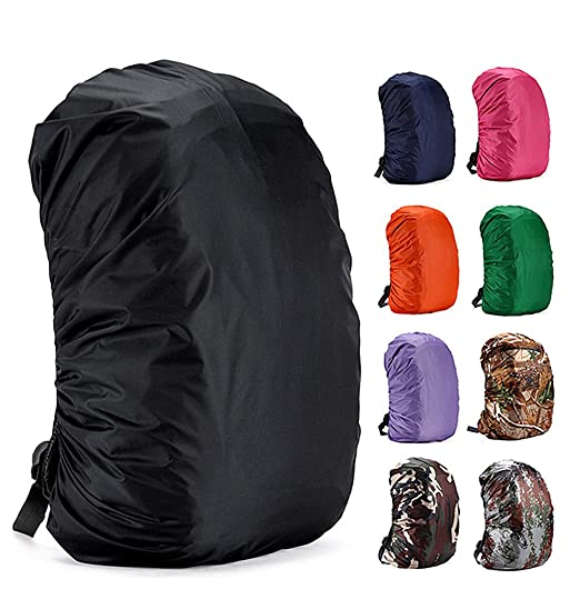 Easyhon 35L-80L Waterproof Backpack Rain Cover Rucksack Water Resist Cover  for Hiking Camping Traveling 3233d77cfb