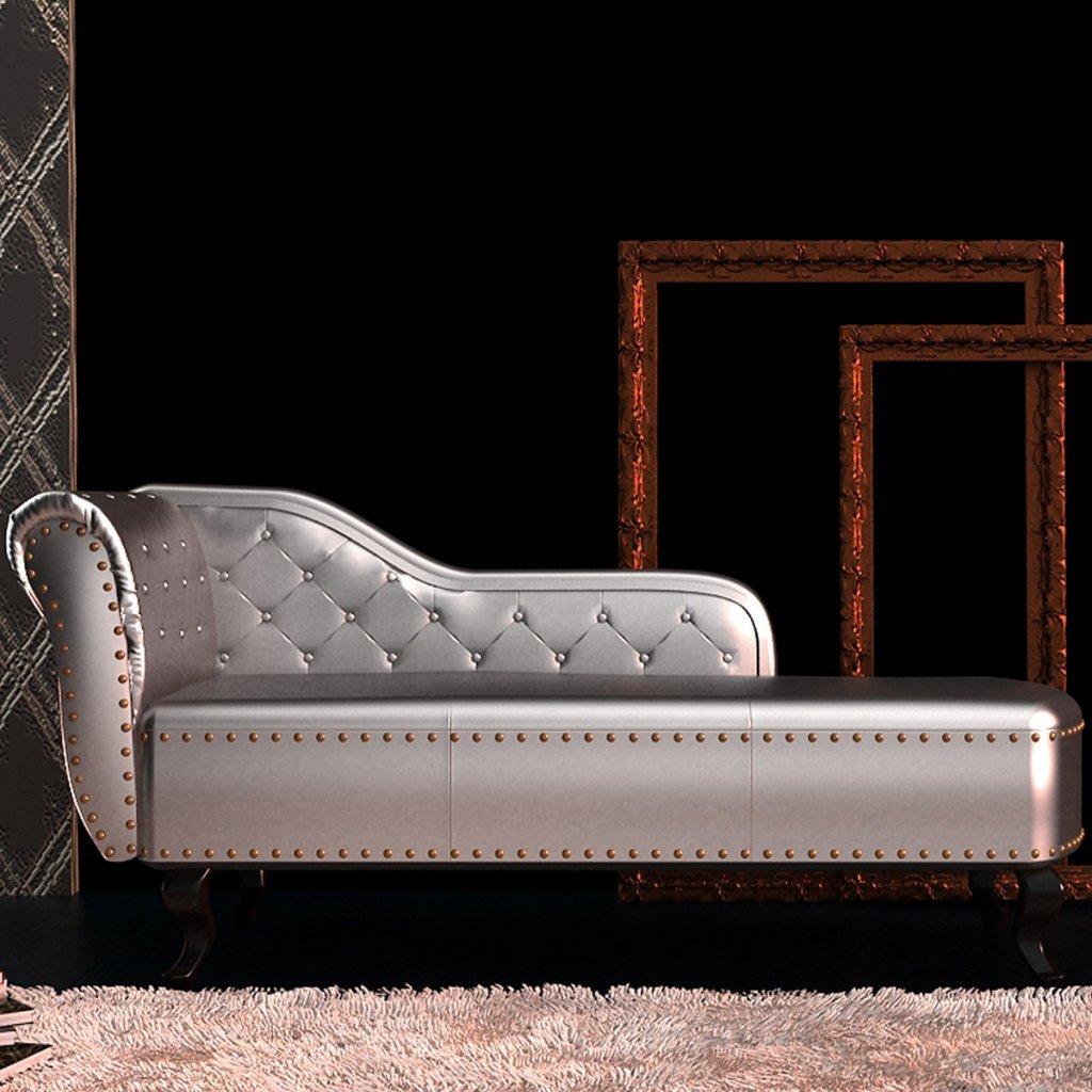 vidaXL Chesterfield Recamiere Chaiselongue Lounge Sofa Chaise Relax ...
