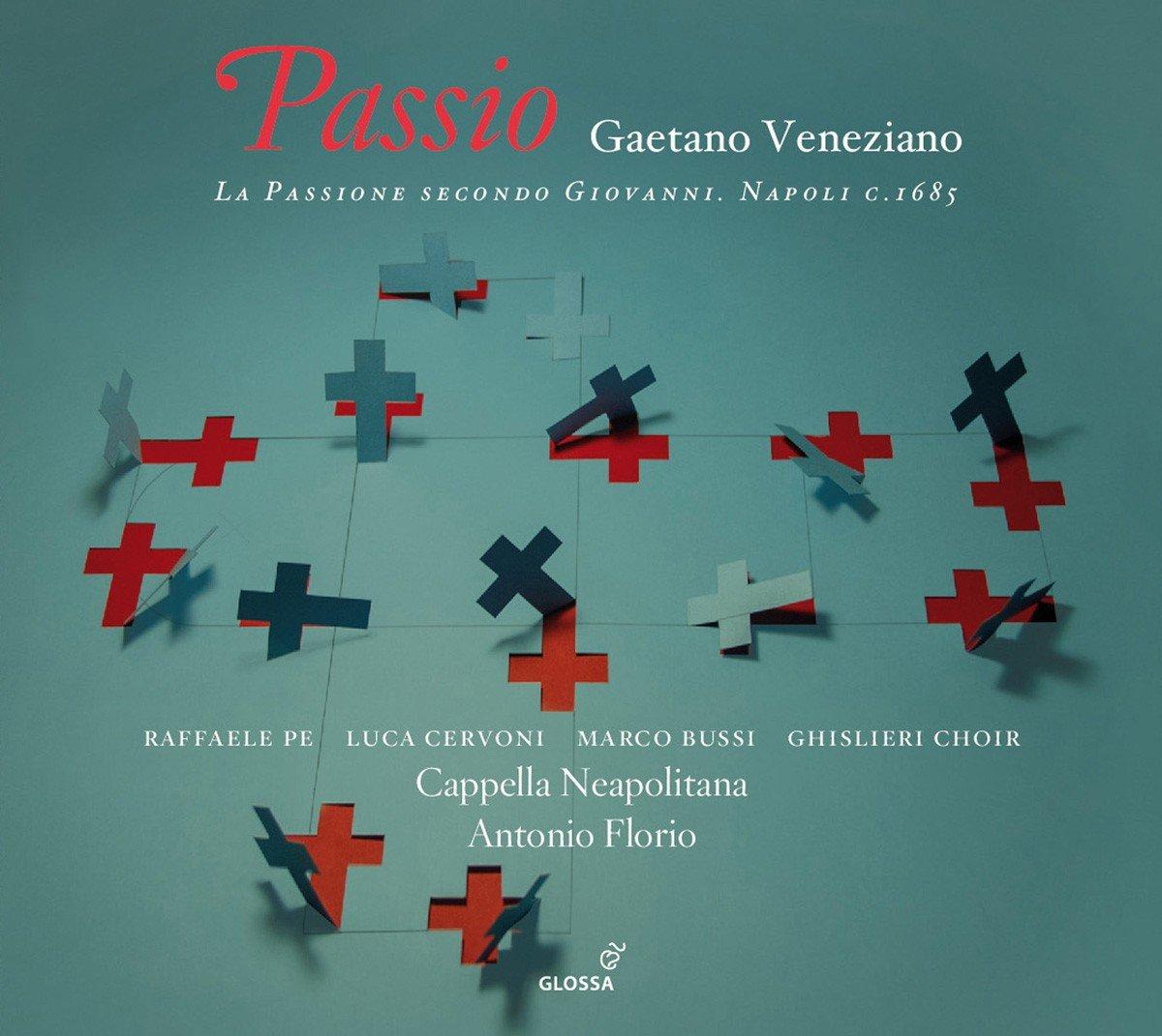 Gaetano Veneziano: Passio - Rare Secondo La Boston Mall Passione