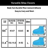Daywin Waterproof Shoe Covers Versatile Overshoes