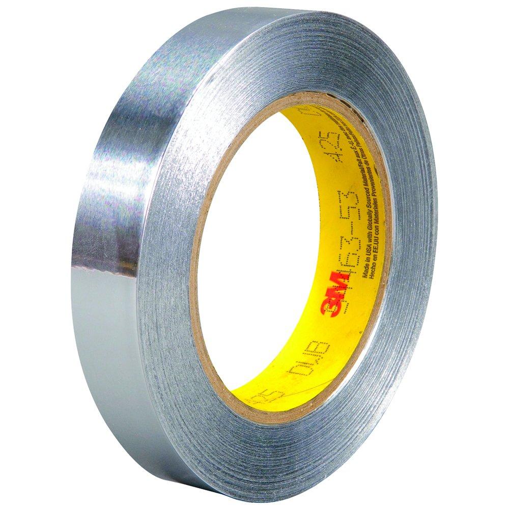 3M Aluminum Foil Tape, 3/4'' x 60 yd (T9644251PK) by 3M