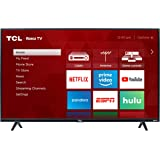 TCL 43-inch 1080p Smart LED Roku TV - 43S325, 2019 Model