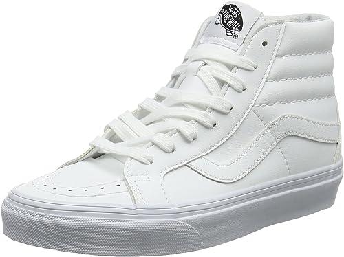 vans altas blancas