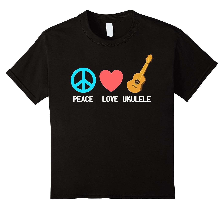 Womens Ukulele shirt Ukelele Medium-Tovacu