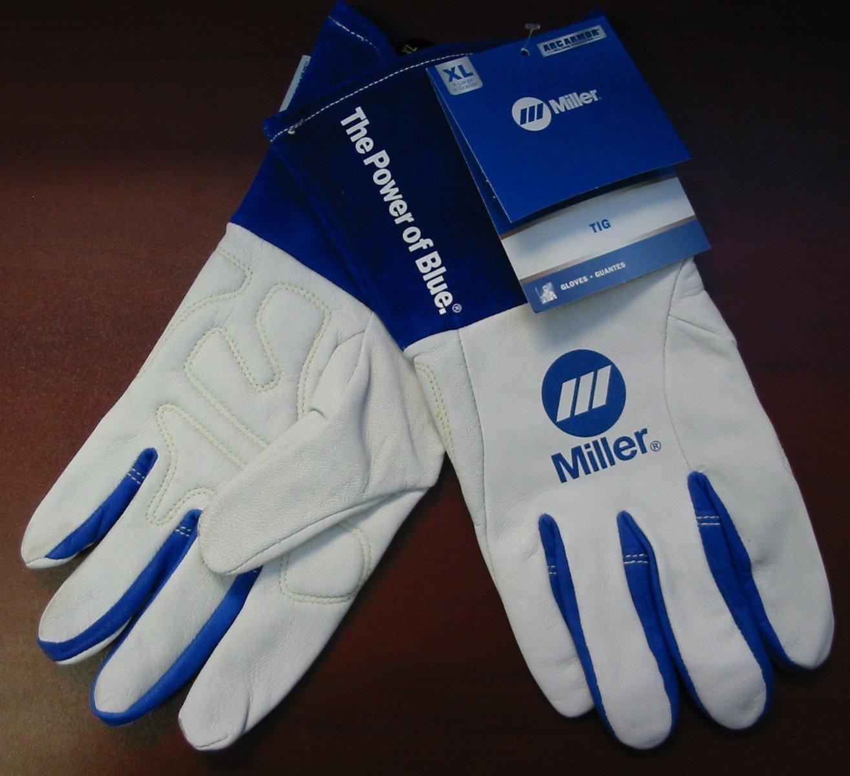 Miller Genuine Arc Armor TIG Gloves - 1 pair - XL 263349