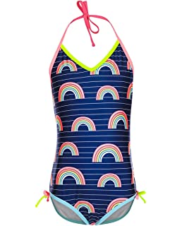 4ee6e5ed5bf5f iDrawl Mädchen Badeanzug Süß Bademode für Kinder Sommer Schwimmanzug  Strandwear UV Shutz