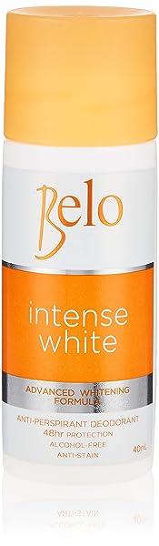 Belo Intense White Antiperspirant Deodorant Underarm Whitening Lightening 40ml