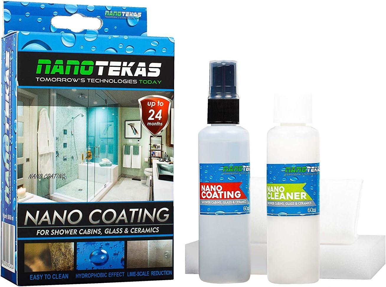Repelente al agua para baños, vidrio y cerámicas: Amazon.es: Hogar