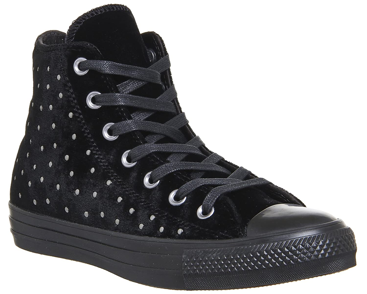 Converse AS Hi Can charcoal 1J793 Unisex-Erwachsene Sneaker  37.5 EU|Black/Black/Brown