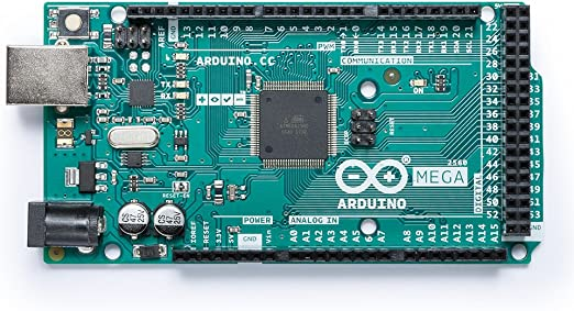 Arduino Mega 2560 REV3 [A000067]: Amazon.es: Electrónica