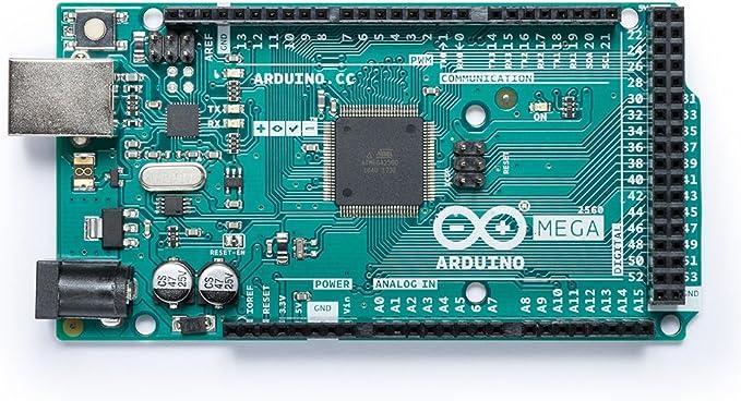 Arduino Mega 2560 R3 - Microcontrolador: Amazon.es: Informática