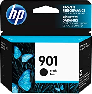 HP 901 | Ink Cartridge | Black | CC653AN