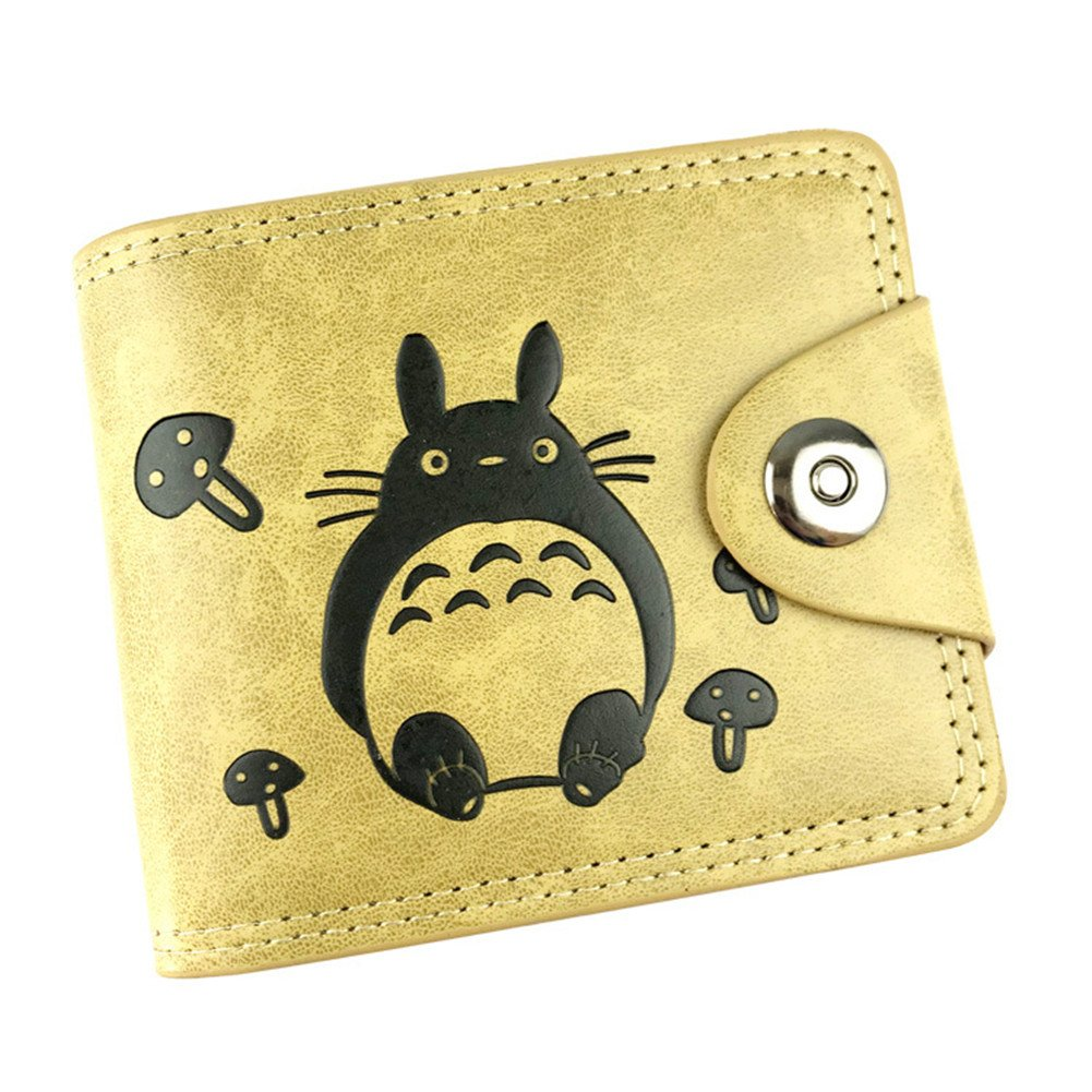 Gumstyle My Neighbor Totoro Anime Cosplay 10 Slots Bifold Wallet Card Holder Purse 1