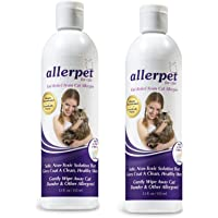 2-Pack Allerpet for Cats, 12 Ounces